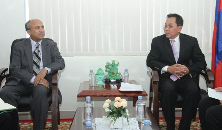 Coopération : Le Cambodge et l'Arabie saoudite souhaitent accroître les échanges