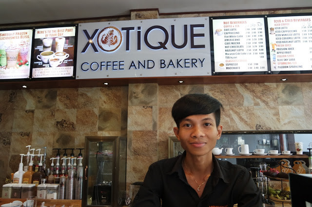 Le café Xotique. Photo GC