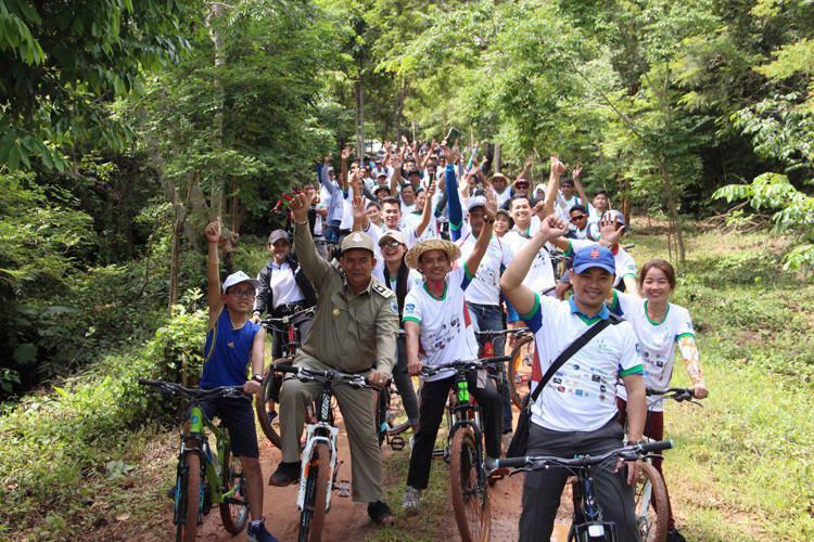 Tourisme - Siem Reap : La tendance Cyclo Eco