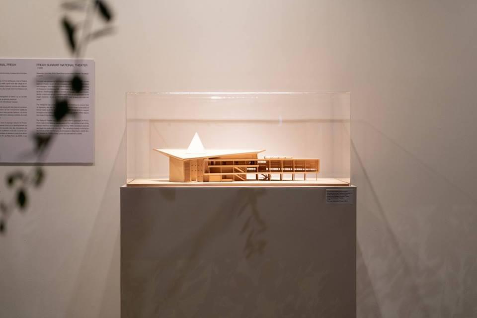 Exposition - Siem Reap : Un hommage à «l'homme qui a construit le Cambodge»