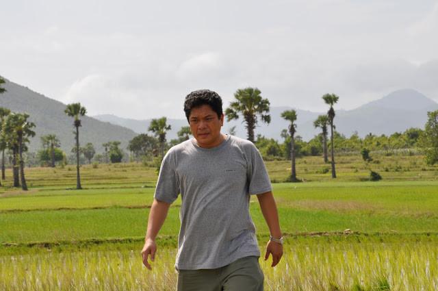 Chhay Bora, président de la MPAC (Motion Picture Association of Cambodia). Photo par Studio Revolt