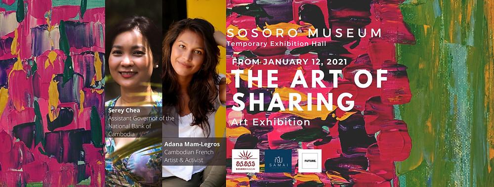«The Art of Sharing», solidarité et émotion au Musée Sosoro