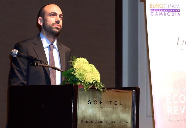 Miguel Eduardo Sánchez, analyste économique senior à la Banque Mondiale.