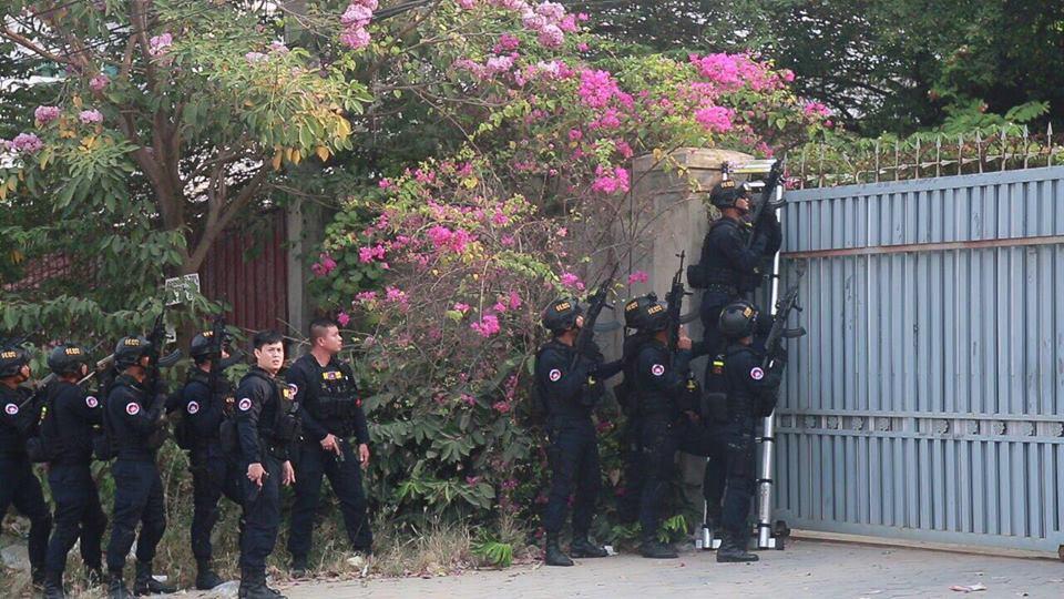 Raid des gendarmes sur les refuges de cybercriminels