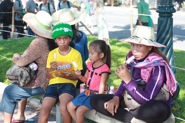 Rétro : Fête des Eaux 2014 à Phnom Penh