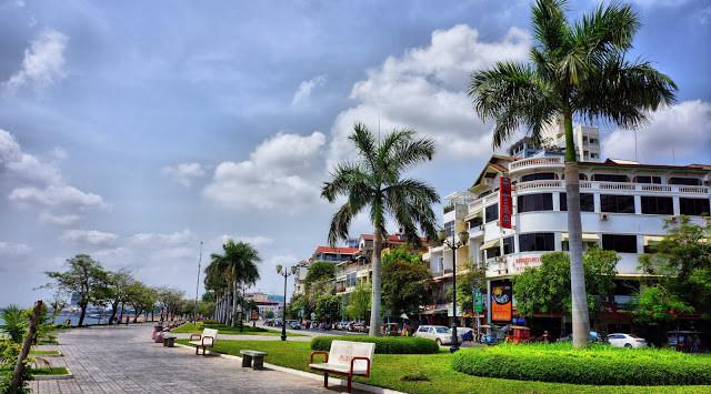Au hasard des rues de Phnom Penh