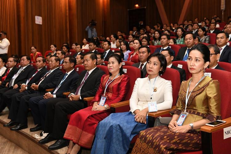 La Banque nationale du Cambodge célèbre son 40e anniversaire