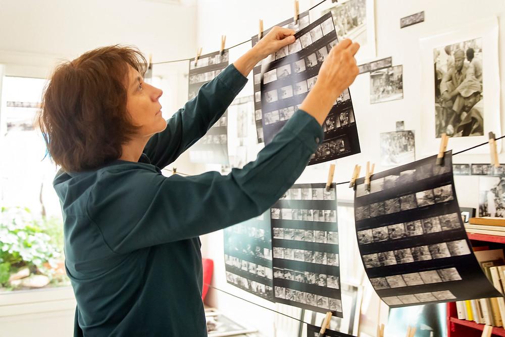 Mariana Otero - Photographie ©Jérôme Prébois. Archipel 33