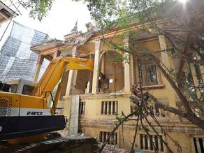 Phnom Penh  : L'administration municipale lance une enquête sur les bâtiments patrimoniaux