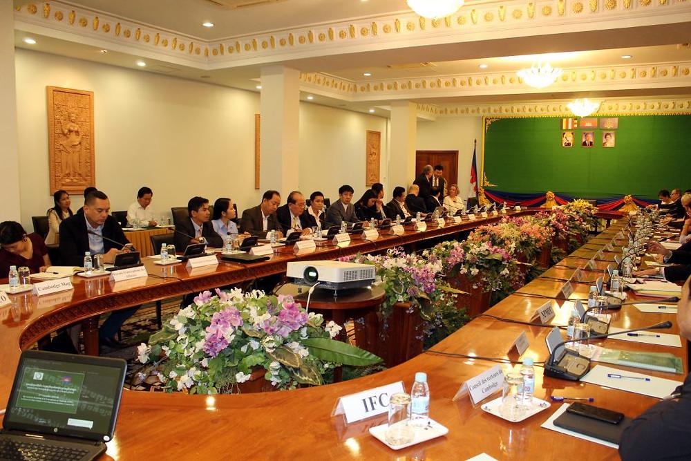 Conseil pour la Promotion de la Francophonie au Cambodge