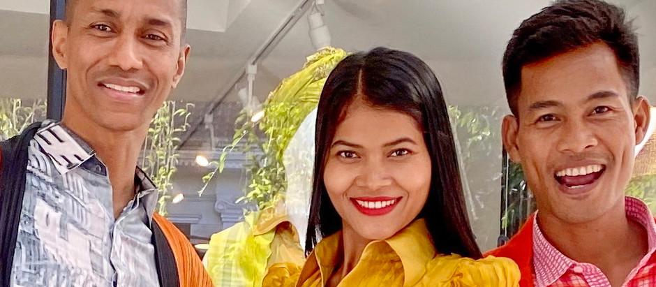 Siem Reap & Arts : Éric Raisina, la sagesse du créateur