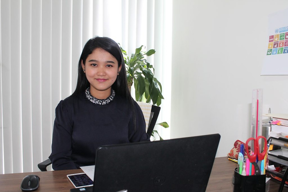 Rasey Sun, jeune juriste pour le groupe Thalias Hospitality