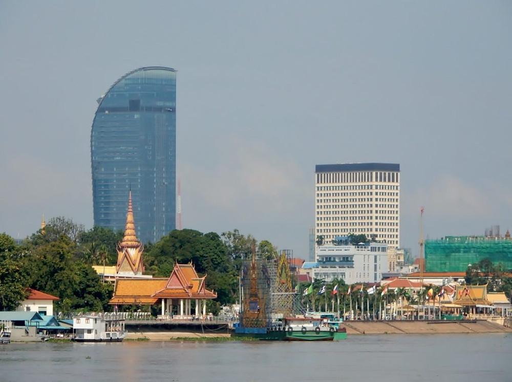 Phnom Penh. Photographie par Michael Coghlan (cc)