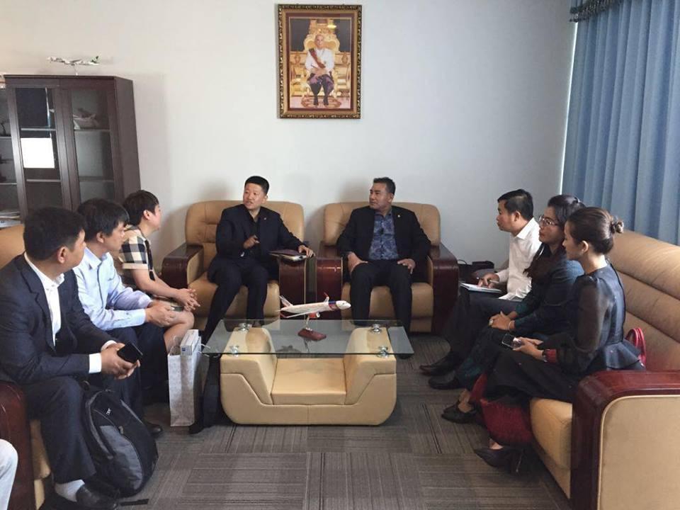 Vers des vols directs Pékin-Phnom Penh dès novembre 2018