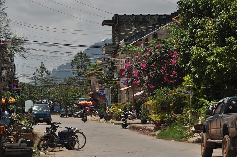 Kampot. Photographie par Loup (cc)