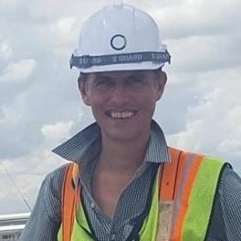 Rogier Van Mansvelt, ingénieur en énergies renouvelables pour Comin Khmere
