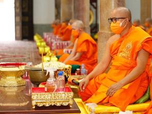 Cambodge &Tradition : Début des célébrations de la fête religieuse Chol Vossa