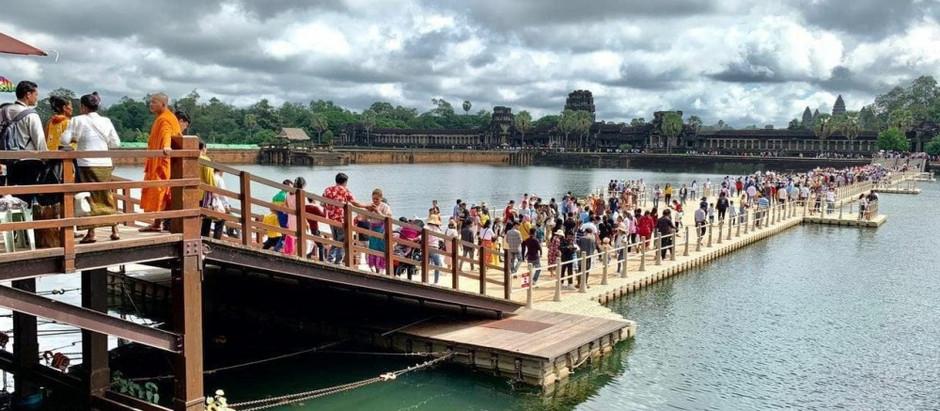Tourisme & Festival de l'Eau 2020 : Siem Reap attire 147 000 visiteurs