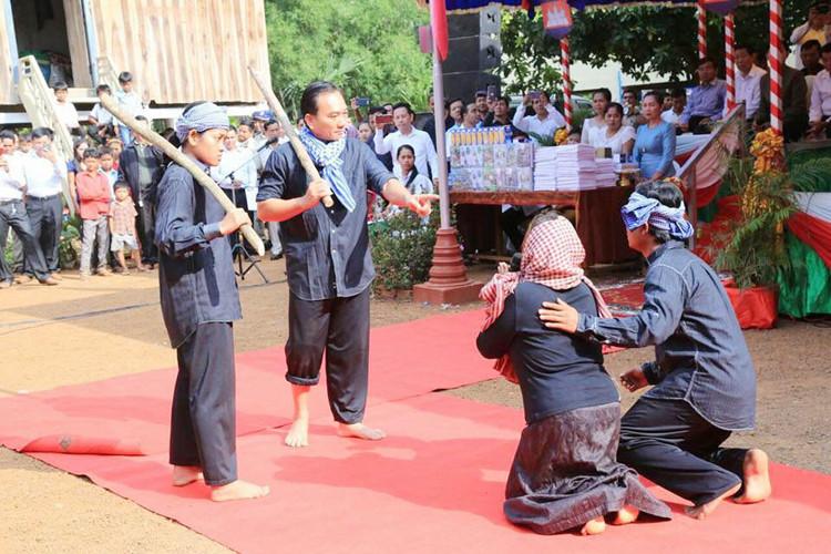 Journée nationale à la mémoire des victimes du régime des Khmers rouges