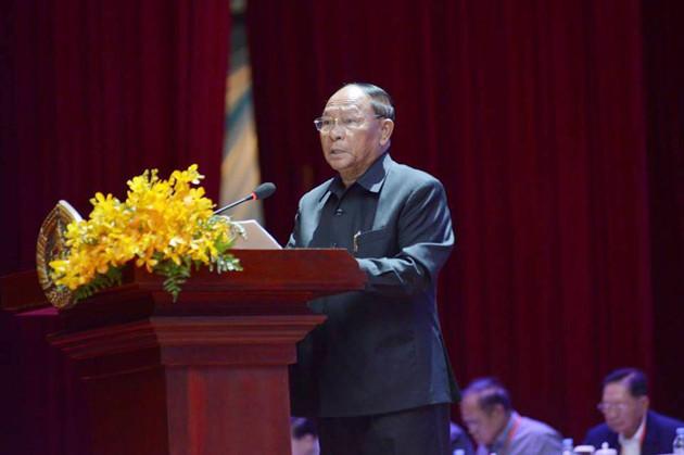Samdech  Chakrei Héng Samrin