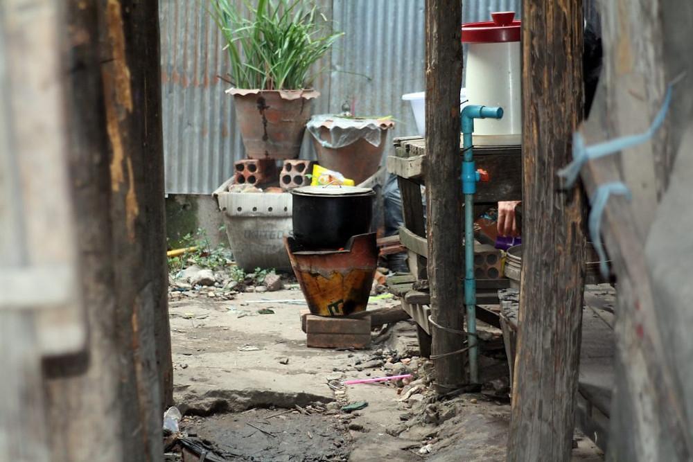 Identifier les besoins des communautés pauvres, ici à Boeung Trabek