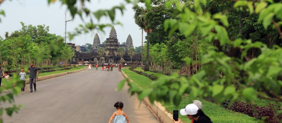 Cambodge : Siv Ekaspor, aider à (re) développer l'industrie du tourisme au Cambodge