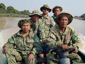 Cambodge & Environnement : Les Rangers, gardiens des forêts et de la biodiversité en 1ere ligne