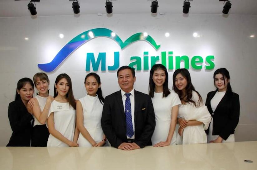 Les deux nouvelles compagnies sont Air Siem Reap appartenant à une société thaïlandaise, et MJ Airlines, une société chinoise.