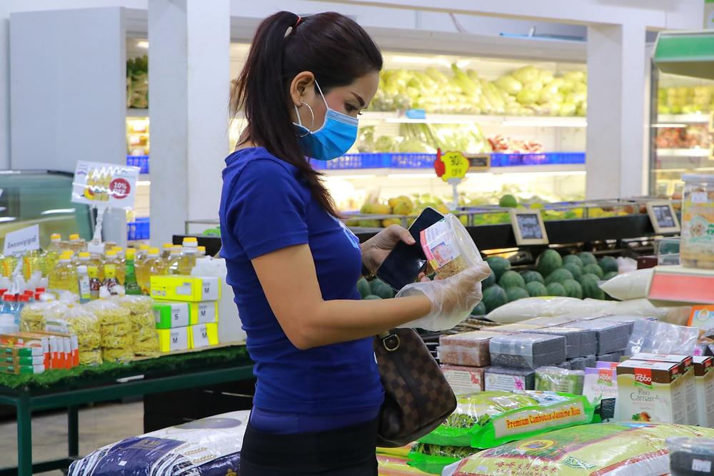 Ouvert en 2008, Natural Garden est le pionnier de l'épicerie bio à Phnom Penh