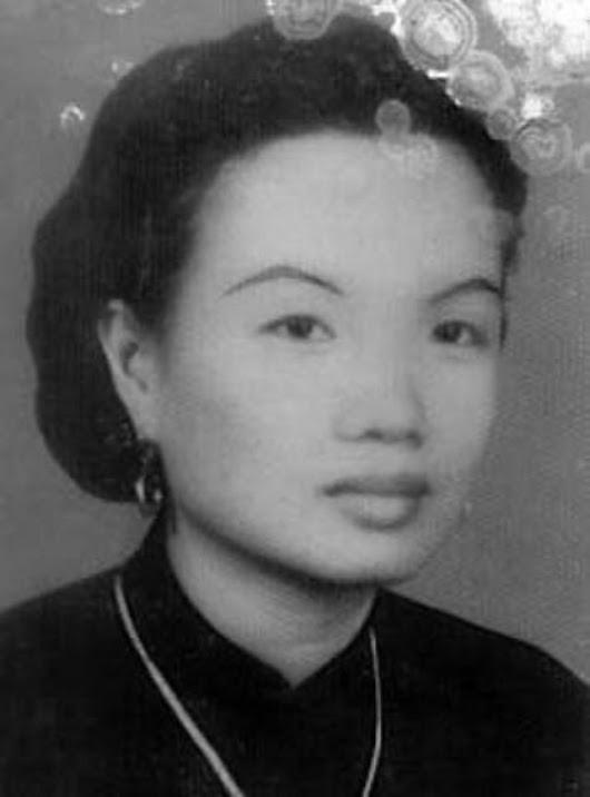 Khieu Ponnary, épouse de Pol Pot