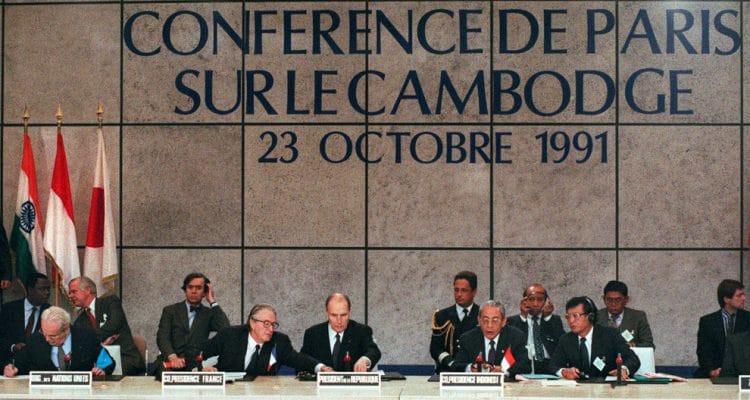 39 ans après les accords de paix de Paris