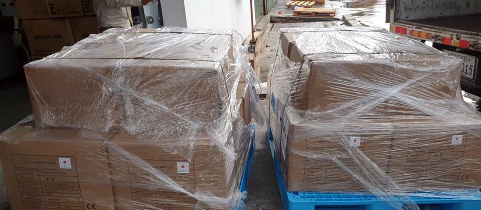 Coopération : Le Japon fournit des équipements anti-COVID-19 au Cambodge