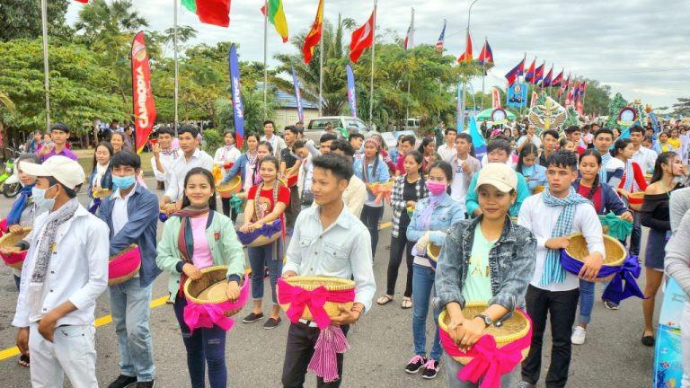 Le Festival de la Mer, un évènement destiné à promouvoir la destination côtière au Cambodge