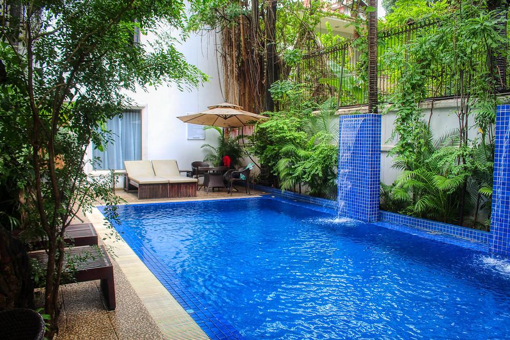 Hôtel à Phnom Penh