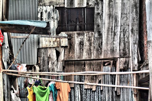 Phnom Penh de fortune. Photo C.Gargiulo