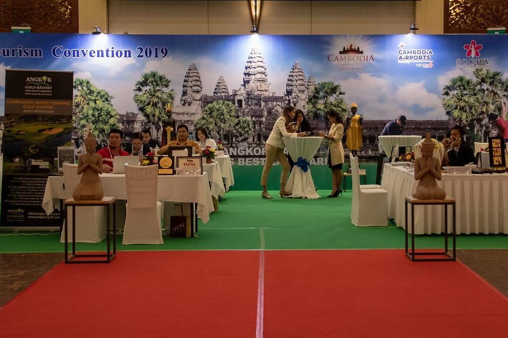 Sports : Siem Reap, capitale provisoire du golf