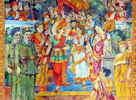 Archives & Religion : Du social au sacré, la pagode khmère