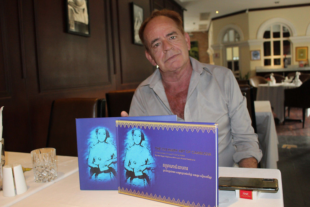 Bernard Cohen, consultant indépendant et fondateur d'Angkor database