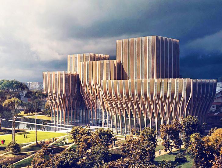 Le projet final de l'institut Sleuk Rith
