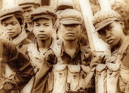 Archive du jour, enfants soldats