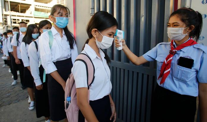 Cambodge & Rentrée scolaire : Le PM annonce un «Nouveau chemin de vie dans l'éducation»