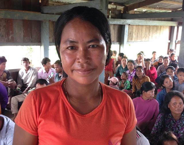Sok Yoern à Preah Vihear
