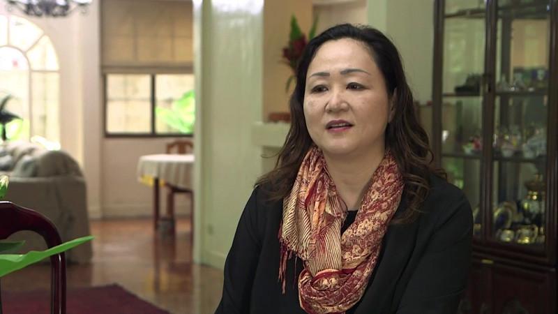Mme Cleo Kawawaki, vice-directrice générale de la BAD pour le département de l'Asie du Sud-Est