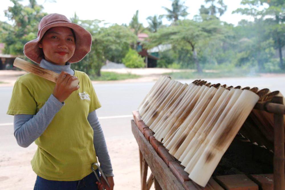 Kuon Tha, la petite vendeuse de Kralan