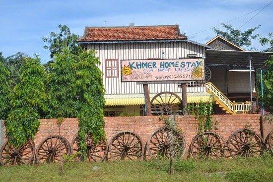 Khmer Homestay dans la province de Kampong Thom