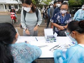 Santé : La carte de vaccination Covid obligatoire pour bénéficier des services de la NSSF