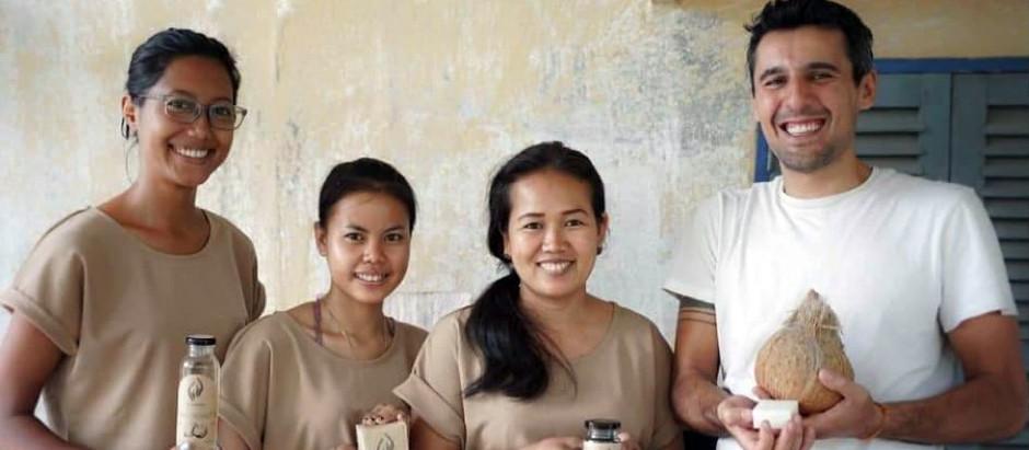 Initiative & Beauté : Dai Khmer, persévérance, secret de tous les triomphes