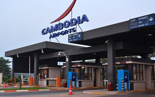 L'aéroport international de Siem Reap