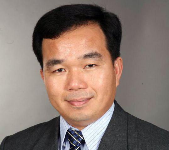 Chan Sophal, directeur du Centre for Policy Study