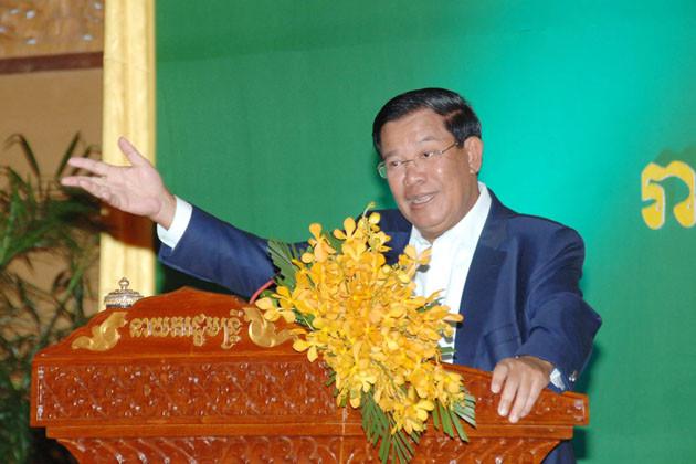 Hun Sen rencontre les journalistes du royaume, et le refera chaque année le 14 janvier